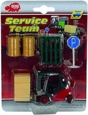 Фото Dickie Toys Мини набор Сервисная техника 2 вида (3315384)
