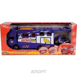 Dickie Toys Транспортер с 2 мотоциклами (3414861)