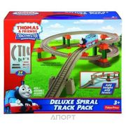 Фото Fisher Price Дополнительные колеи к железной дороге Делюкс (V8337)