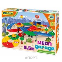 Wader Гараж с дорогой Kid Cars 3D 5,5м (53130)