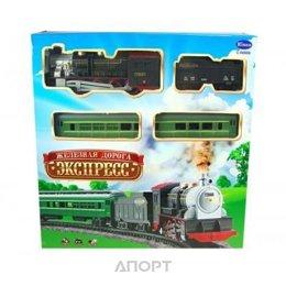 ABTOYS Железная дорога Экспресс C-00069 (A36-26)