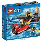 Фото LEGO City Fire 60106 Набор Пожарная охрана для начинающих