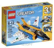 Фото LEGO Creator 31042 Реактивный самолет