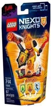 Фото LEGO Nexo Knights 70339 Флама Абсолютная сила