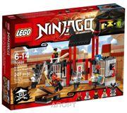 Фото LEGO Ninjago 70591 Побег из тюрьмы Криптаниум
