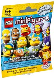 Фото LEGO Minifigures 71009 Simpsons