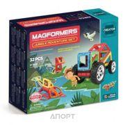 Фото Magformers Jungle Adventure Set 703009