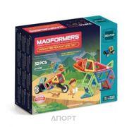 Фото Magformers Adventure Mountain set 703011