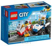 Фото LEGO City 60135 Полицейский квадроцикл