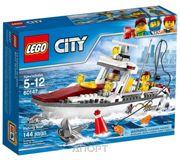 Фото LEGO City 60147 Рыболовный катер