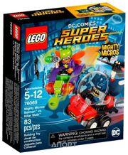 Фото LEGO Super Heroes 76069 Бэтмен против Мотылька-убийцы