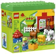 Фото LEGO Duplo 10517 Мой первый сад