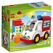 Фото LEGO Duplo 10527 Скорая помощь
