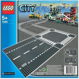 LEGO City 7280 Перекресток