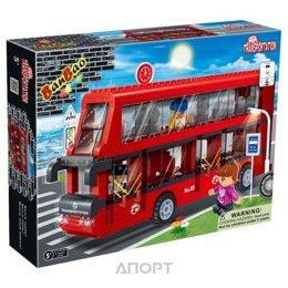 BanBao Транспорт 8769 2-х этажный автобус
