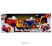 Фото KEENWAY Build & Play 11865 Машинки