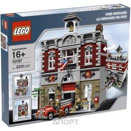 LEGO Creator 10197 Пожарная часть