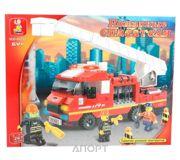 Фото SLUBAN Пожарные спасатели M38-B0221