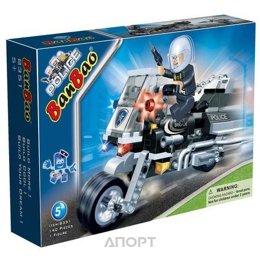 BanBao Полиция 8351 Полицейский на мотоцикле