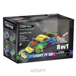 Laser Pegs 9100 Спорткар