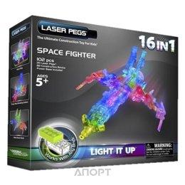 Laser Pegs 9030 Космический истребитель