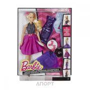 Фото Mattel Набор Barbie с куклой Модный калейдоскоп (DJW57)