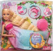 Фото Mattel Большая принцесса Barbie Сказочно-длинные волосы (DKR09)