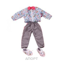 GOTZ Аксессуары для кукол костюм для бега Leasure (3402675)