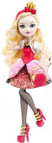 Фото Mattel Ever After High Эппл Вайт Сказочные королевичи (BBD52)