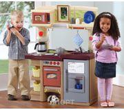 Фото STEP2 Игровая кухня Маленький Кулинар (721600)