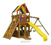 Фото Rainbow Play Systems Imaginary Play Sunshine Clubhouse
