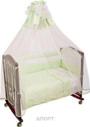 Фото Сонный Гномик Комплект постельного белья для новорожденных Пушистик (3 предмета)