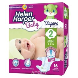Helen Harper Baby 2 Mini (16 шт.)