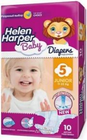 Фото Helen Harper Baby 5 Junior (10 шт.)