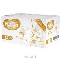 Huggies Elite Soft 4 (132 шт.)