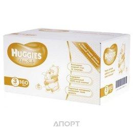 Huggies Elite Soft 3 (160 шт.)