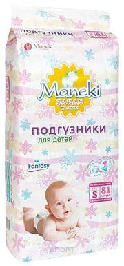 Фото Maneki Fantasy 4-8 кг (81 шт.)