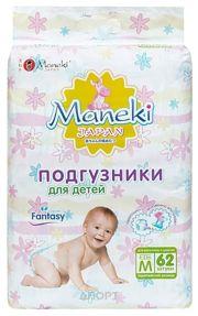 Фото Maneki Fantasy 6-11 кг (62 шт.)