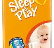 Фото Pampers Sleep&Play Junior 5 (11 шт.)