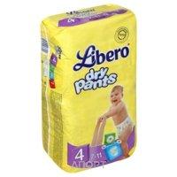 Фото Libero Dry Pants 4 7-11 кг (34 шт.)