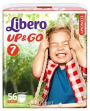 Фото Libero Up&Go 7 16-26 кг (56 шт.)
