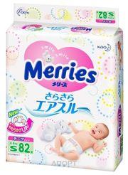 Фото Merries S 4-8 кг (82 шт.)