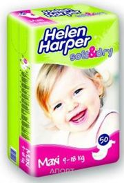 Фото Helen Harper Soft&Dry 4 Maxi (50 шт.)