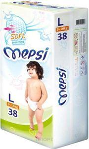 Фото Mepsi Premium L 9-16 кг (38 шт)