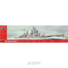 Airfix HMS KING GEORGE V (AIR06205)