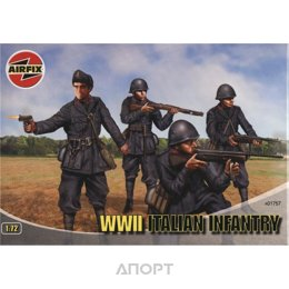 Airfix ITALIAN INFANTRY - SERIES 1 (AIR01757)