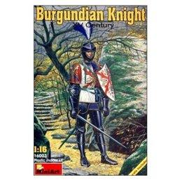 MiniArt Бургундский рыцарь XV в. (MA16003)