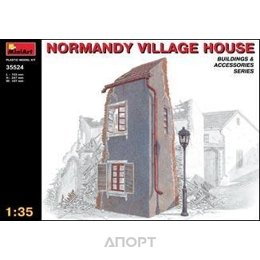 MiniArt Нормандский деревенский дом (MA35524)