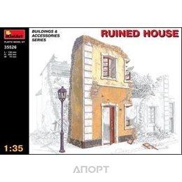 MiniArt Разрушенный дом (MA35526)