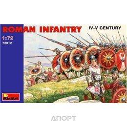 MiniArt Римская пехота III-IV в. (MA72012)
